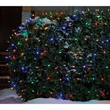 Christmas Net Lights New 150 Led Multicolor Mini Net Lights 4 Ft X 6 Ft Christmas Home Accents