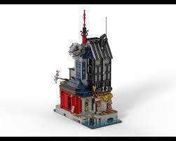 LEGO MOC Ninjago City expansion by brickgloria   Rebrickable - Build with  LEGO