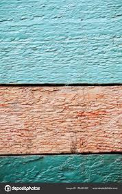 Houten Achtergrond Vintage Behang Bestuur Veelkleurige Blauw Grijze