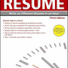 Same-Day Resume Third Edition | Jist Career Solutions within Resumes For  Dummies