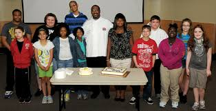 Cake Bosss Next Great Baker Treats First State School Students To