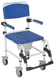 ap wheeled commode