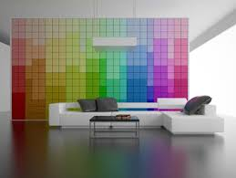 Cool Color-Changing Walls for Your Home
