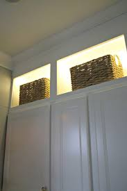 upper cabinet lighting. Large Size Of Lighting:diy Upper And Lower Cabinet Lighting From Thrifty Decor Chick Accent W