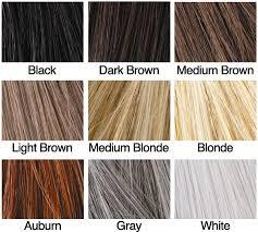 Toppik Color Chart Toppik Hair Building Fibers 10 3g Light Blonde Toppik