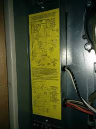 hvac ecobee3 installation thermostat y terminal (yellow) wire Coleman Mobile Home Gas Furnace Wiring Diagram furnace control board wiring schematic Evcon Mobile Home Furnace Diagram