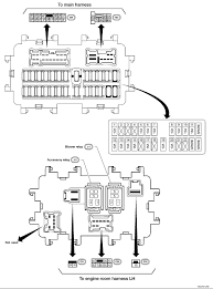 nissan sunny fuse box diagram nissan wiring diagrams online