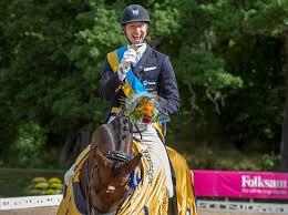 Patrik Kittel & Delaunay Win Swedish Championship, 7th National Title for  3-time Olympian – Dressage-News