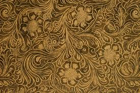 free images leather fancy curlique culicue tooled carve swirl swirled swirls art nouveau background designed carved brown carving pattern