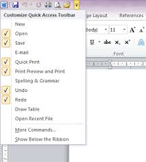 Microsoft Word Update All Fields How To Update All Fields And Table Of Contents In Word 2010