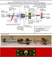 turntable cartridge wiring diagram turntable image wiring diagram for stereo cartridge wiring diagram and schematic on turntable cartridge wiring diagram