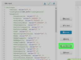 Viewing Xml File 3 Ways To View Xml Files Wikihow