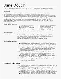 Resume Builder Uga Download Beautiful Optimal Resume New Best Resume
