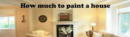 Cost To Paint Living Room Exterior
