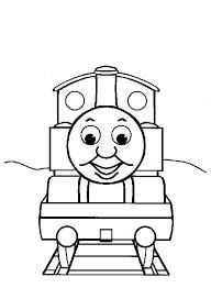 Thomas The Train Coloring Book Thomas The Train Coloring Book