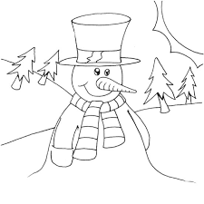 christmas colouring pages free to print