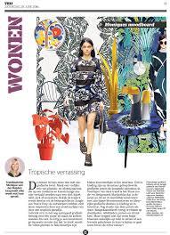 Wintersfeer In Huis Trendwatcher Monique Van Der Reijden