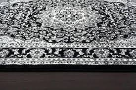 gray black white and area rugs as rug