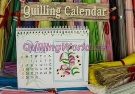 3d Paper Flower Calendar 3d Paper Flower Calendar 3d Paper Bunny Craft Fancy Diy