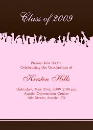 sample graduation invitations graduation dinner invitations badbrya com