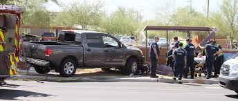 Man dies, woman seriously injured in hit-and-run at Tucson bus stop ...