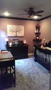 baby room furniture ideas. love that this room is different dark furniture for baby instead of light and ideas e