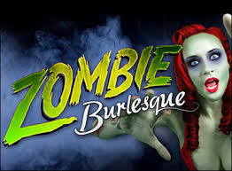 Zombie Burlesque Tickets In Las Vegas At V Theater