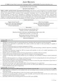 cv financial controller corporate controller resume samples financial controller resume