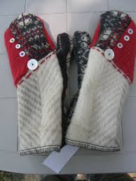 Felted Wool Designs Mittens By Patchwork Design Company Mittens Sweater