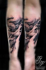 Tattoo Tatuaggi Napoli Naples Gianlucaferrarotattoo Italy