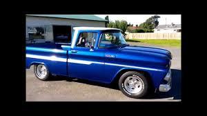 1963 Chevrolet Custom 10 409 5 speed - YouTube
