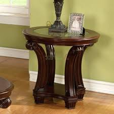 round coffee tables and end tables 10 top design round dark wood for coffee table