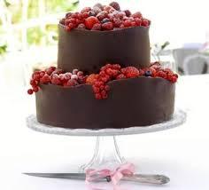 Creating Your Wedding Cake Recipe Bbc Good Food