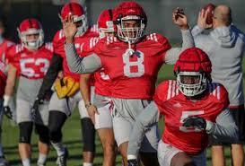 Rutgers Football Depth Chart Projecting Rutgers 2019 Defensive Depth Chart Post Signing