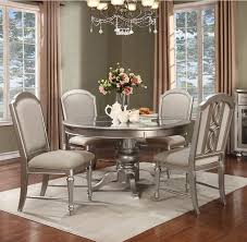 picture of regency park round table and four chairs