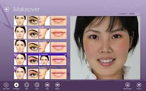 free digital makeup app middot perfect365 virtual makeover windows 8 points