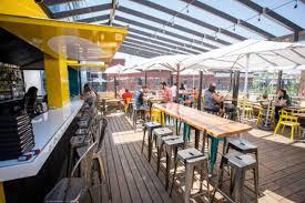 Outdoor Patio Restaurants In Toronto