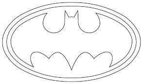 batman symbol coloring page. Wonderful Page Batman Symbol Coloring Page Spotlight Logo Pages  Group Printable  Inside Batman Symbol Coloring Page L