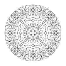 Small Picture Printable 33 Lotus Flower Mandala Coloring Pages 5604 Mandala