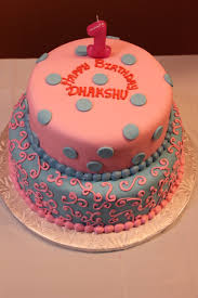 1st Birthday Cake Designs For Baby Girl In India 10 Birthday Cake 1 Year Old Udbina Com