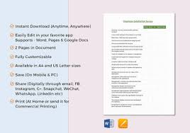 Product Survey Templates Simple 44 Sample Survey Forms In PDF Sample Templates