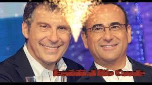 Carlo Conti racconta il figlio Matteo avuto con Francesca Vaccaro - YouTube