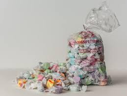 Salt Water Taffy - First Christmas Delivery – Joann