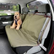 solvit waterproof pet bench seat cover in classic green
