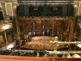Victoria Palace Seating Chart Victoria Palace Theatre Grand Circle View From Seat Best