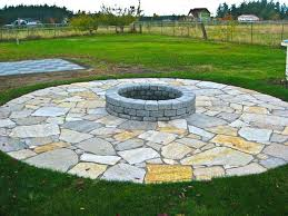 stone patio with fire pit fire pit with flagstone patio rustic landscape stone patio fire pit designs outdoor stone fire pit kits uk