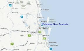 Brisbane Bar Australia Tide Station Location Guide