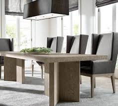the most sophisticated dining room furniture by restoration hardware