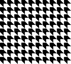 Arrow Pattern Enchanting Abstract Geometric Background Black And White Houndstooth Pattern
