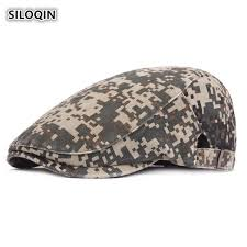 2019 <b>SILOQIN Adjustable Head</b> Size Men's Camouflage Cap Jungle ...